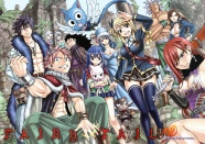 Fairy Tail cute pictures