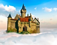 Fairy Tale Castle HD pictures