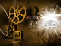 Film projector–HD pictures