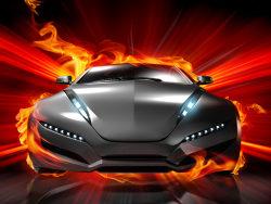 Flame speed HD Tutu
