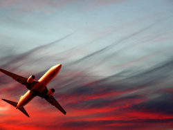 Flights picture material-3