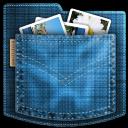 Folder Jeans Icons