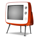 Fresh Retro TV Icon