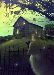 Ghost ghost house pictures HD download