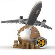 Global aircraft logistics HD pictures