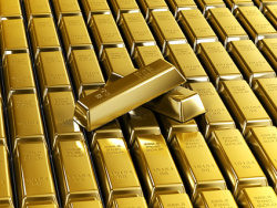 Gold bar quality picture material-4