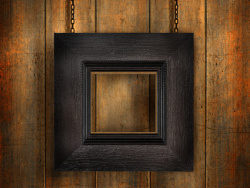 Gorgeous European-style frame picture material-5