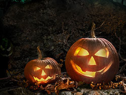 Halloween background 01–HD pictures