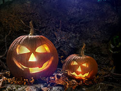 Halloween background 02–HD pictures
