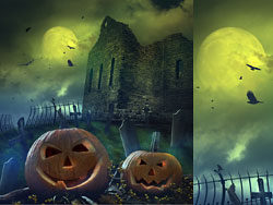 Halloween background 05–HD pictures