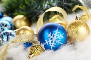 HD Christmas decoration pictures download