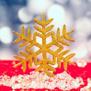 HD Christmas snowflake picture download