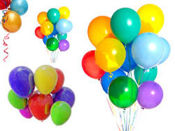 HD color balloon picture -1