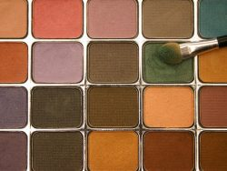HD color eye shadow pictures