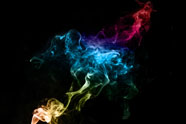 HD creative smoke-shaped picture download