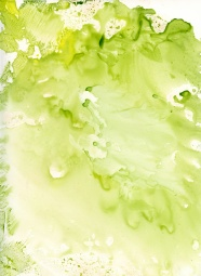 HD green watercolor pictures download