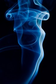 HD of smoke art downloads