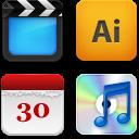 iPhone Unique Icons