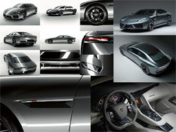 Lamborghini Estoque HD pictures