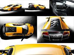 Lamborghini Murcielago SV HD pictures