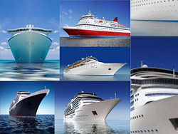Luxury cruise ship HD pictures