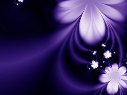 Magic flower background picture material-1