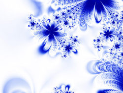 Magic flower background picture material-7