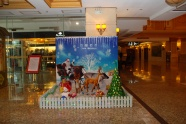 Mall Christmas decoration pictures