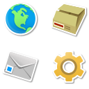 Mobile Phone Icons 2
