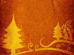 Nostalgic Christmas tree shaded background 02–HD pictures