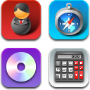 Object Icons for iPhone
