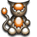 Omega Kitty Icons