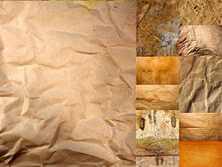 Paper texture background material