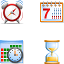 Perfect Time Icons