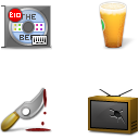 Rebel Pixels Icons