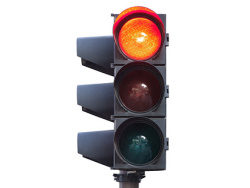Red light picture material
