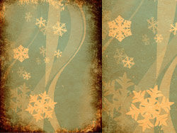 Retro snowflake background 01–HD pictures