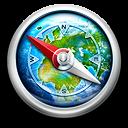 Safari Icon Set