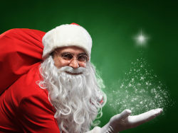 Santa Claus picture HD-8