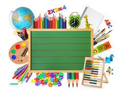 School supplies 01–HD pictures