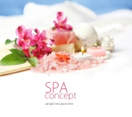 SPA beauty health material pictures