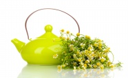 Teapots flowers HD pictures
