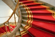 The red carpet stairs pictures