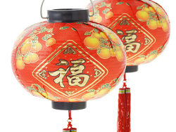 Traditional Chinese Lantern picture material-2