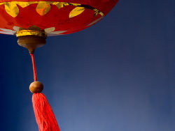 Traditional Chinese Lantern picture material-4