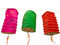Traditional Chinese Lantern picture material-5