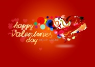 Valentine's day background picture