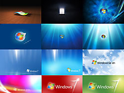 Windows 7 desktop HD Pictures