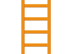 Wood ladders picture material
