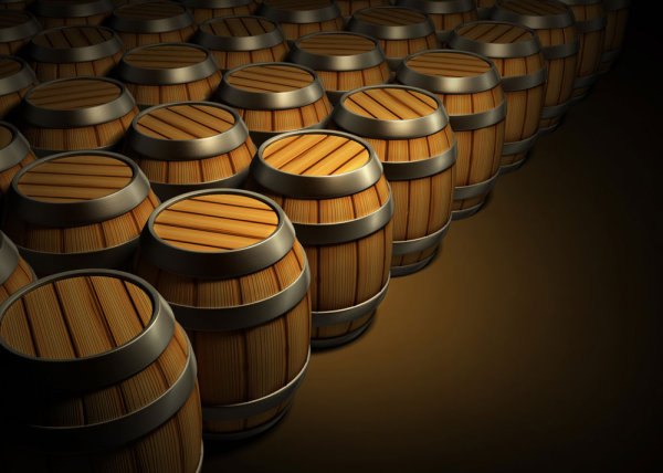 Wine barrel 03--HD pictures